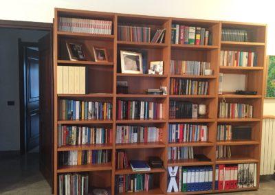 librerie su misura milano