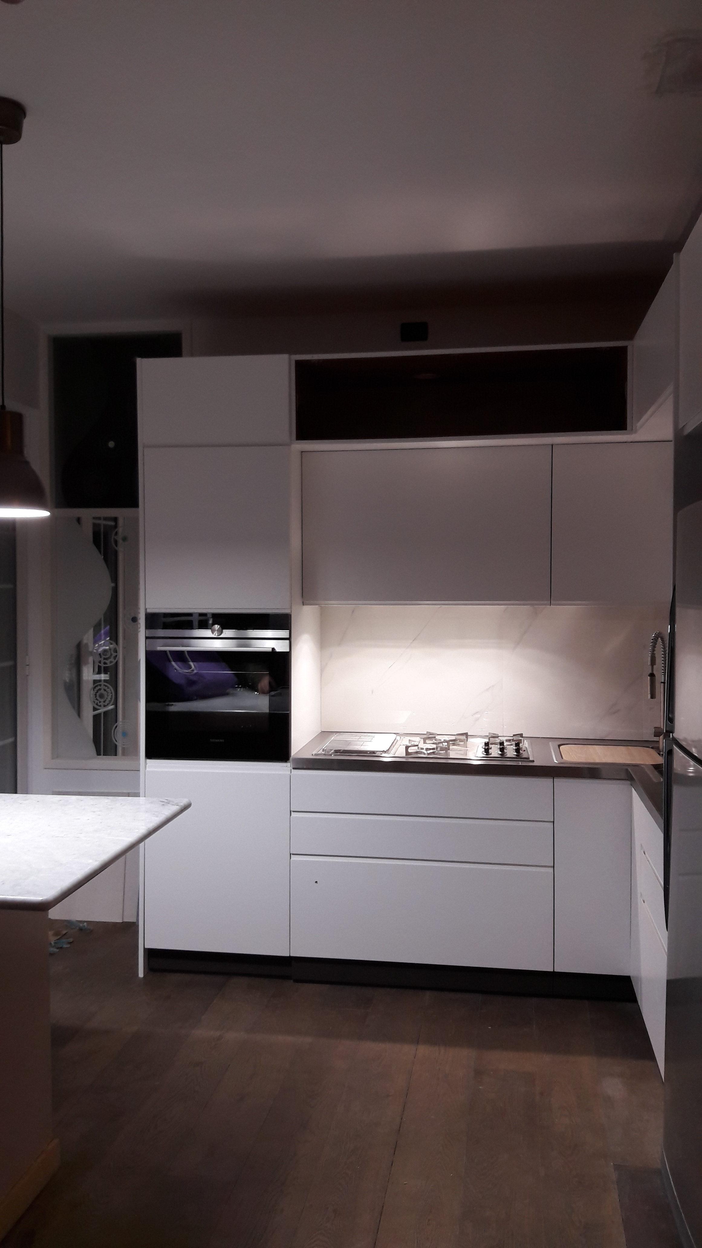 Cucina Su Misura Falegname cucine su misura, falegname personale milano (2